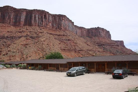 Red Cliffs Lodge : el hotel en medio de las montañas de Moab, Far West auténtico :)