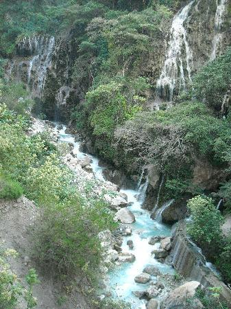 Tolantongo Caves : Tolantongo springs