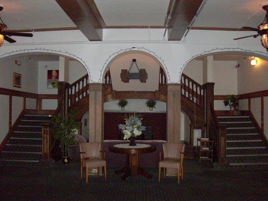 Rodmay Heritage Hotel: Lobby