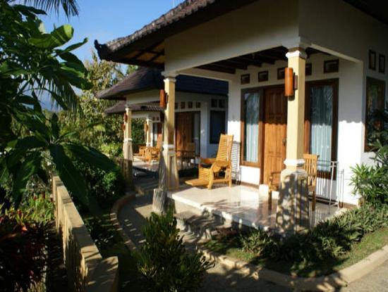 Bali Sunset Hotel: cottages
