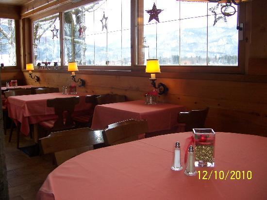 Seebockenhotel Zum Weissen Hirschen: Great restaurant