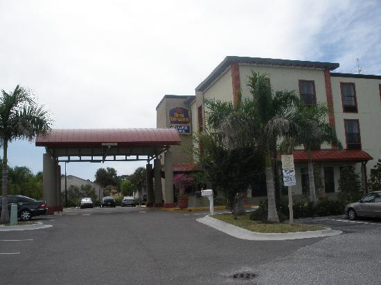 Best Western Plus Bradenton Gateway Hotel: Manatee Hotel Bradenton