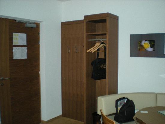 Alia Appart-Hotel: ingresso
