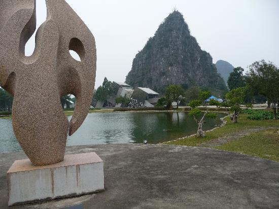 Club Med Guilin: Another View of the Amazing Grounds