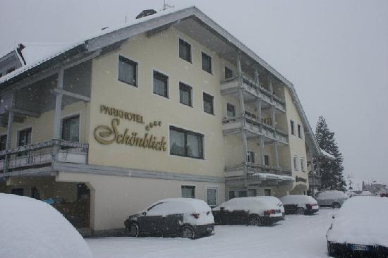 Parkhotel Schoenblick : Viwe of the Hotel
