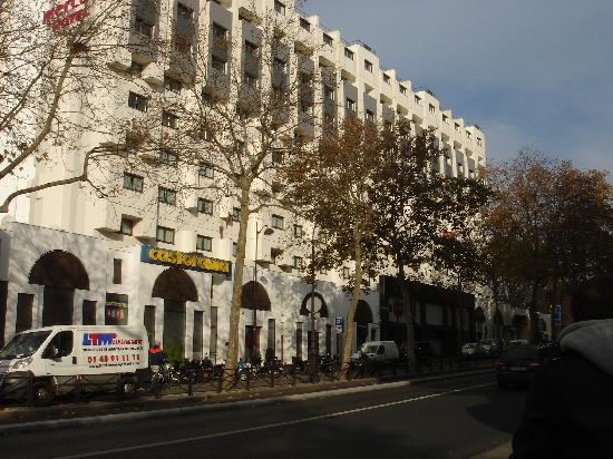 Hotel Paris Montmartre