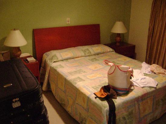Hotel Bahia Sardina : Habitación pareja