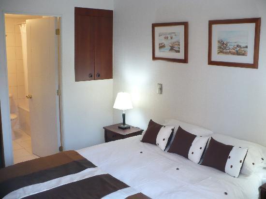 Chileapart.com: Dormitorio departamento standard