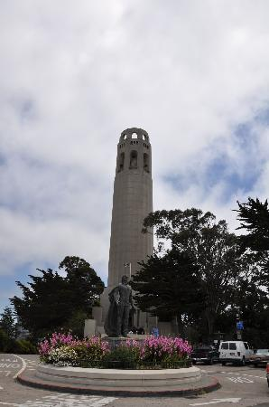 Telegraph Hill : Coit Tower