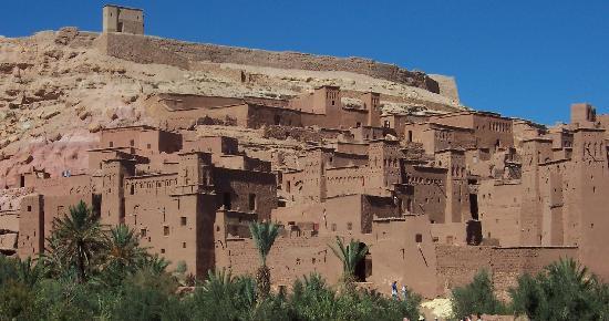 Ouarzazate, Marrocos: Ait Ben Haddou