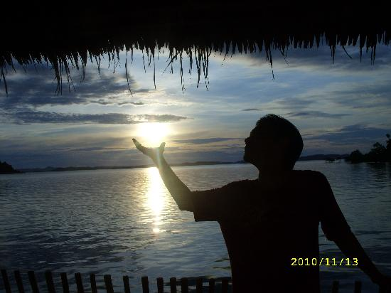 Sugi Island, Indonesien: Hi Sunny.....