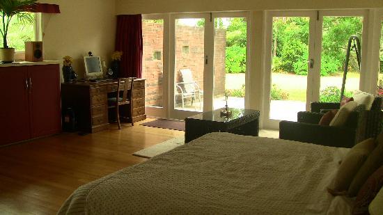 88 Lodge Luxury Bed and Breakfast: Majestic Bedroom