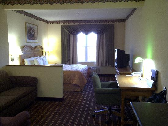 Quality Inn & Suites I-35 / Walnut Hill : Guest room