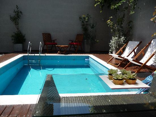 Duque Hotel Boutique & Spa: Pool
