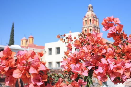 Hotel Villa del Villar: From the rooftop
