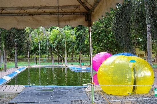 Davao Zorb Park: Park 1