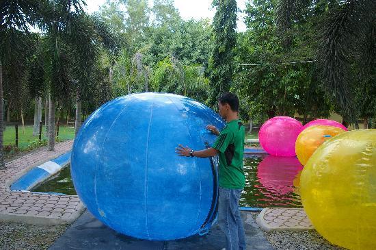 Davao Zorb Park : Park 3