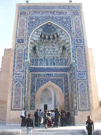 Uzbekistan: tomb