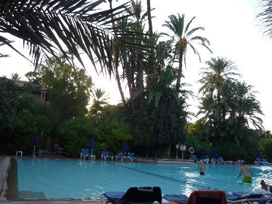 Hotel Riu Tikida Garden: PISCINE
