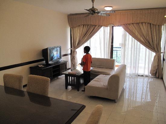 A'Famosa Resort Hotel Melaka: Sapcious hall