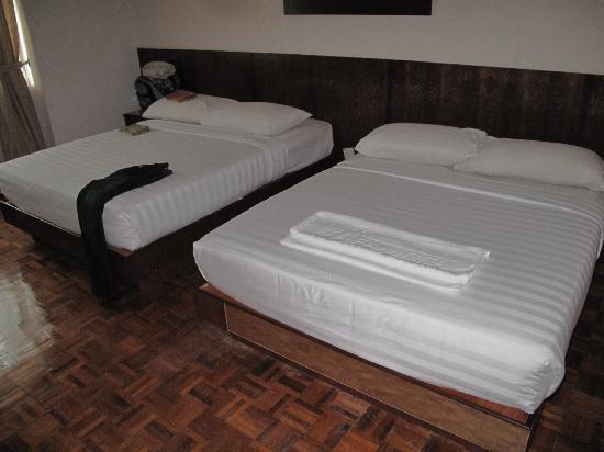 A'Famosa Resort Hotel Melaka: Room with towel