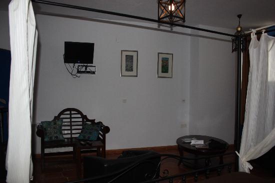La Posada de Las Ciguenas: habitacion 1