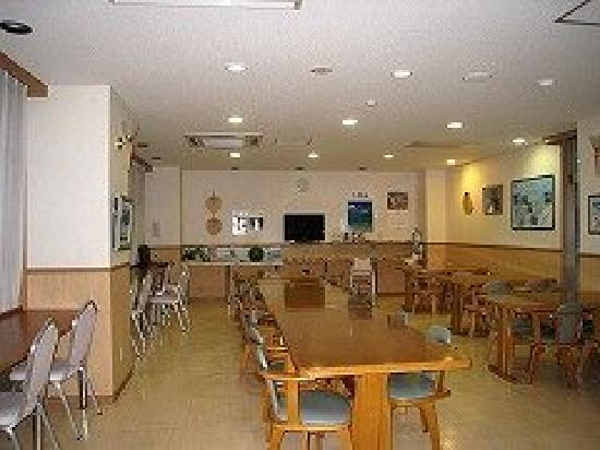Hotel Peace Island Ishigaki in Yashima : 朝食会場