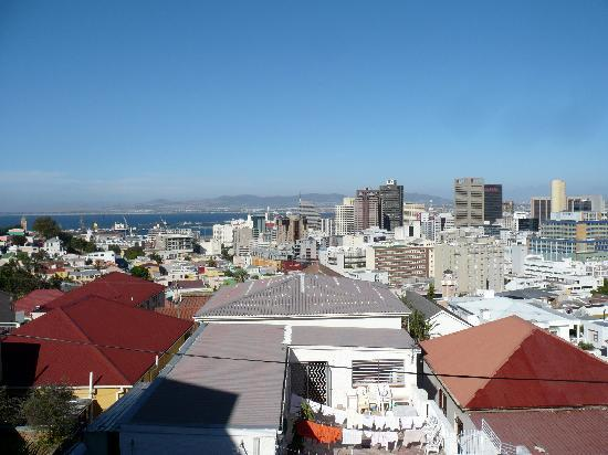 Upperbloem: view from the balcony