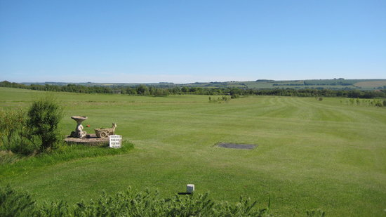 Lebberston Golf Club : The Course