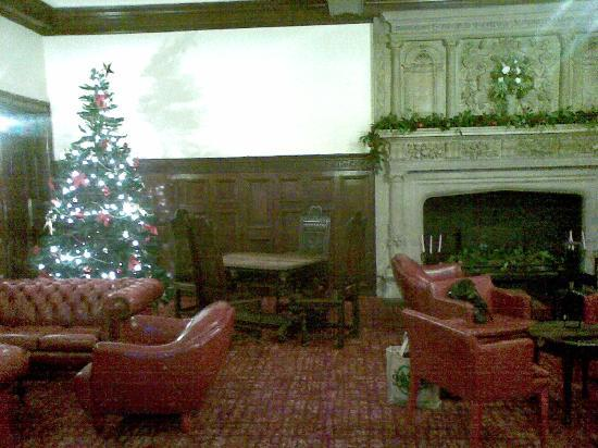 Market Bosworth, UK: one of the hotel lounges