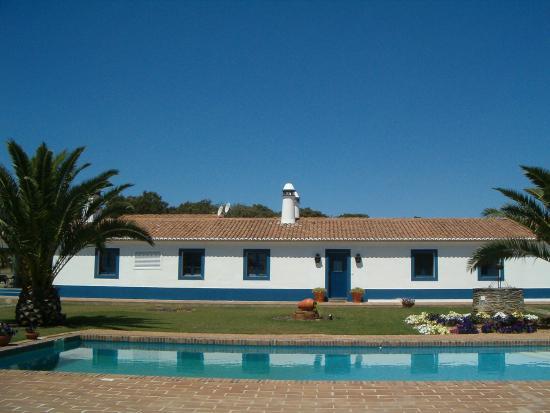 Quinta Dias em Sonho: pool view