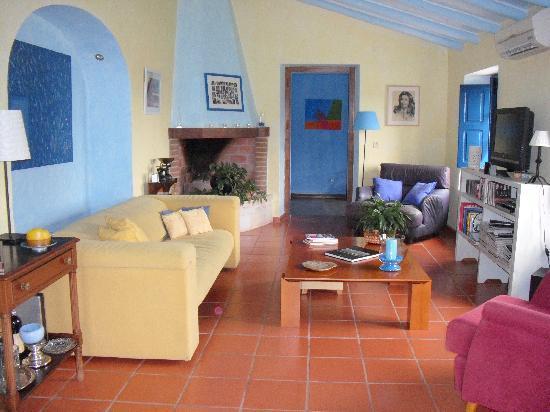 Quinta Dias em Sonho: Living Room
