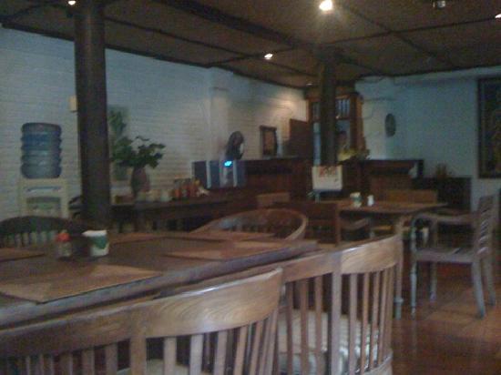 Mastapa Garden Hotel: Classic Style Restaurant