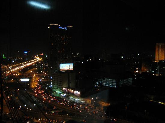 فندق اسيس: View from front room