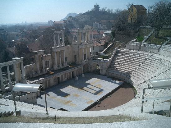 Plovdiv Province, Bulgaria: Das Amfietheater