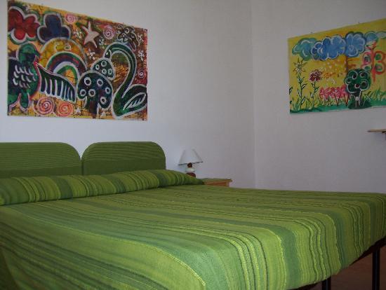 B&B Villa Olimpo le Torri: Zimmer1