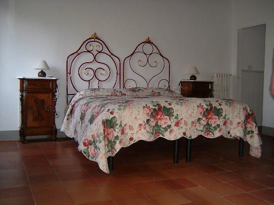 Borgo Ponte dell'Asse : camera dei fiori