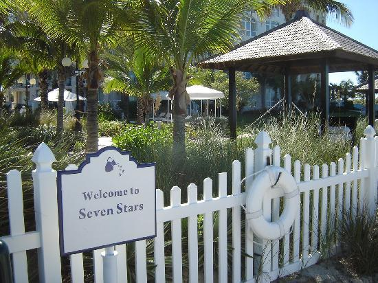 Seven Stars Resort & Spa: On the Beach at Seven Stars