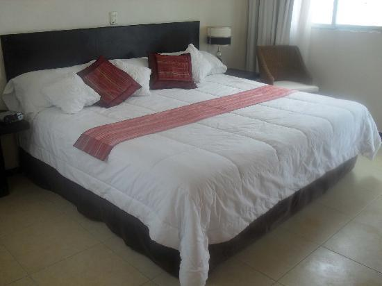 Hotel Arenas: Room