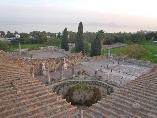 Villas Romaines : Roman Villa, Carthage