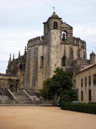 Tomar, Portugal: Klosterkirche