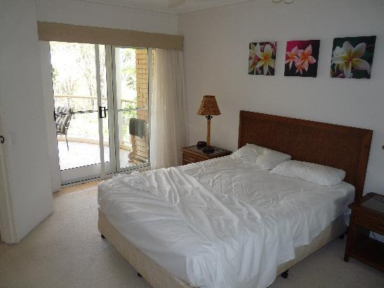 Macquarie Lodge: Main Bedroom