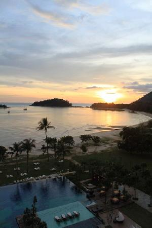 The Danna Langkawi: view