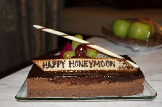 The Danna Langkawi: cake
