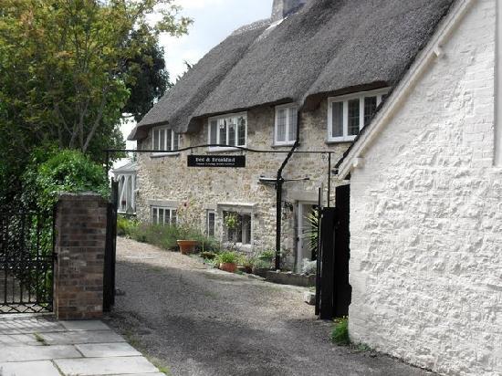 Manor Cottage Bed & Breakfast : Manor Cottage