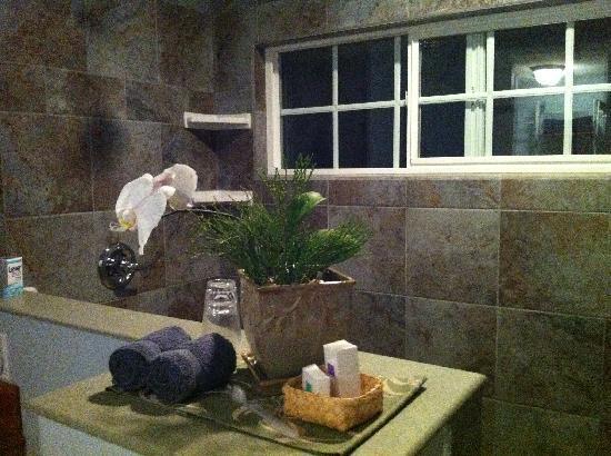 Kalaekilohana: Exquisite bathroom