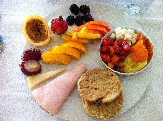 Kalaekilohana: Lovely breakfast