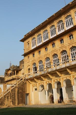 Roopangarh Fort : Front view