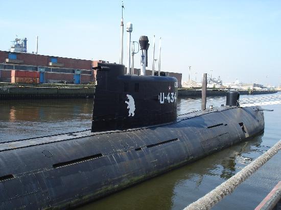 Aussen Picture Of U Boot Museum Hamburg Hamburg