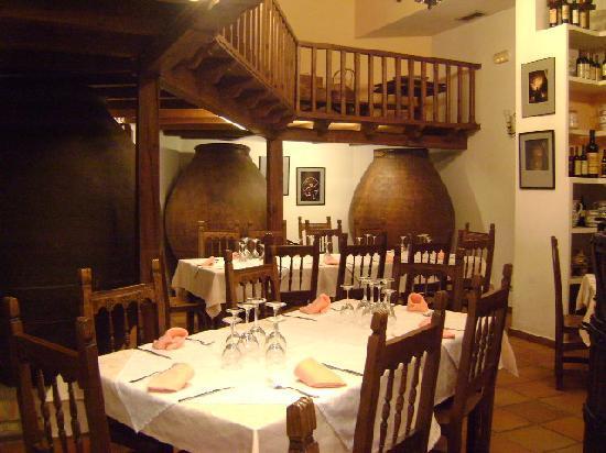 Restaurante Museo de Productos de Castilla-La Mancha, Toledo.
